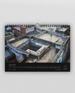Weinert Brothers Indien Kalender 2016