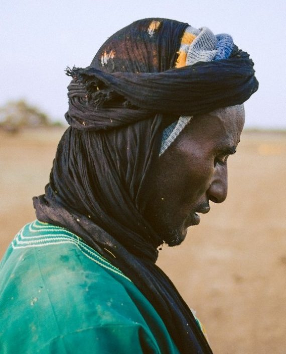 Nomade im Sahel - Burkina Faso - A World in Distress, Weinert Brothers
