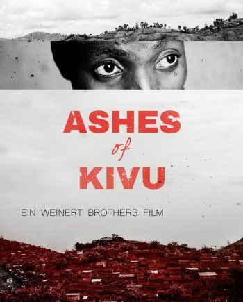 Ashes of Kivu Cover Deutsch klein