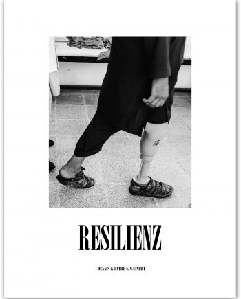 Limited Edition RESILIENZ Cover