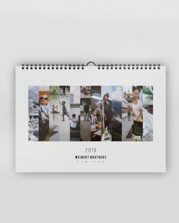 Weinert Brothers Fotokalender 2019