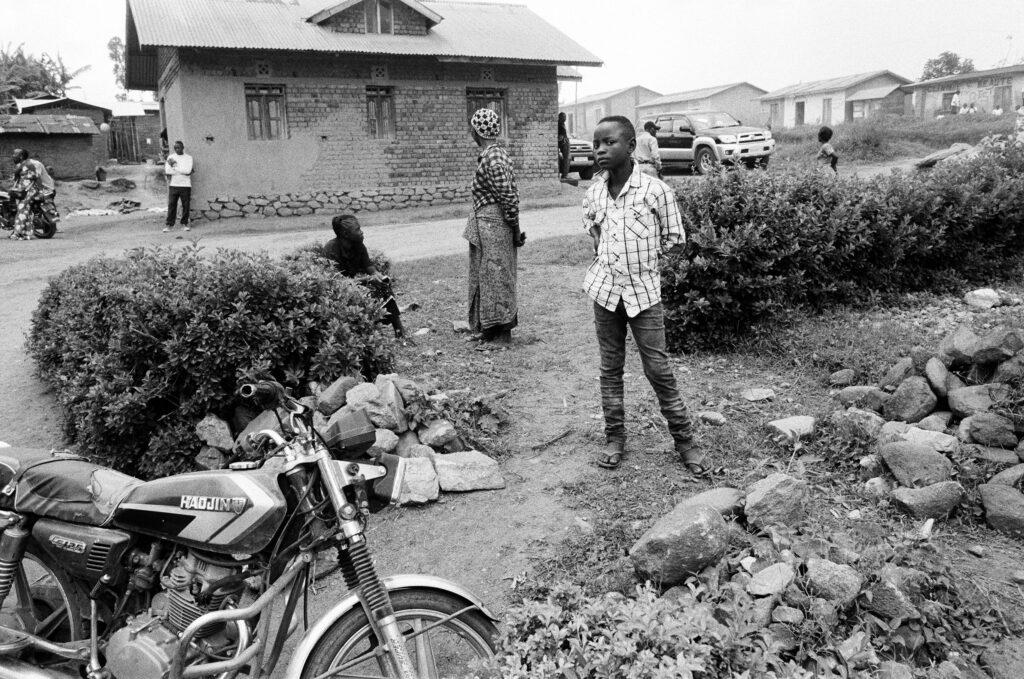 Nord-Kivu Provinz, D.R. Kongo, 2019