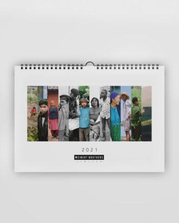 Weinert Brothers Kalender für 2021